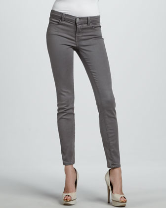 JBrand mid rise skinny jeans