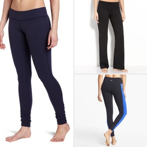 Rank and Style - yoga pants
